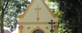 Kaple na Těšíně v Hrdějovicích