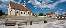 Koncert duchovní hudby v Ševětíně