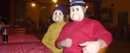 Hornický ples v maskách