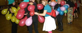 Dětský karneval na Borku