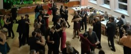 Ples hasičů a sportovců v Libníči