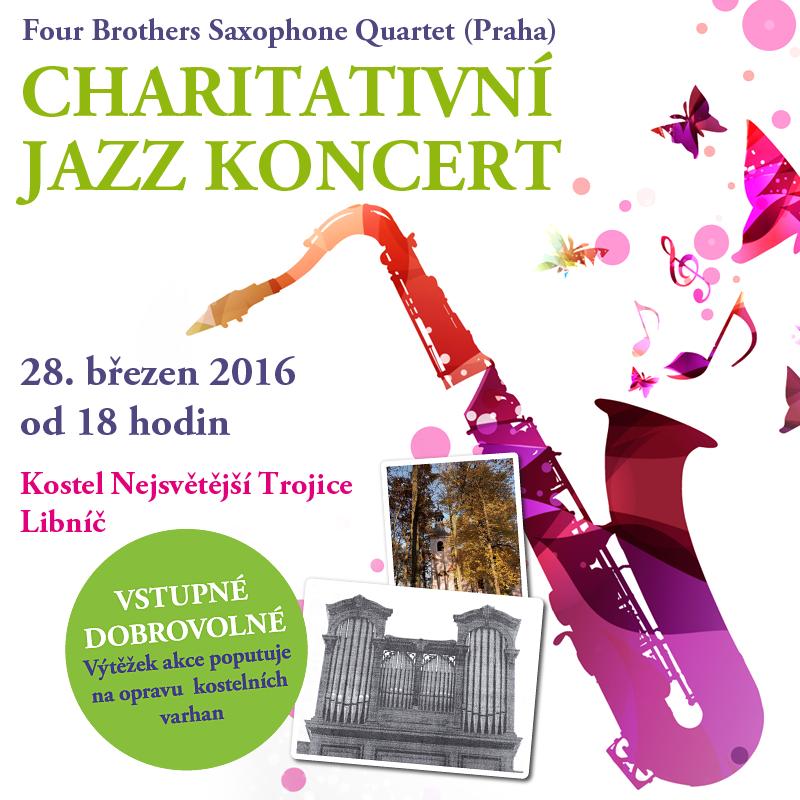 plakat jazz koncert