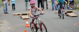 Cyklo-soutěž na Borku