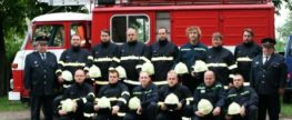 Oslava 105. výročí založení SDH Rudolfov